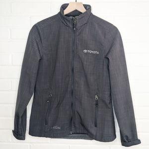 Eddie Bauer Toyota Crosshatch Soft Shell Jacket